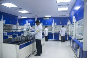 Cipla Quality Control Testing