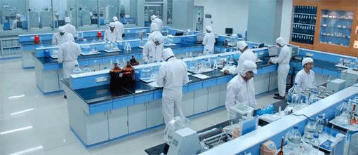 Cipla Manufacturing Lines