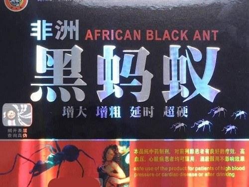 Africa Black Ant King Male Enhancement