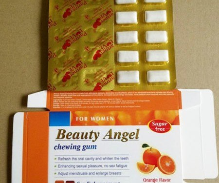 Beauty Angel Chewing Gum