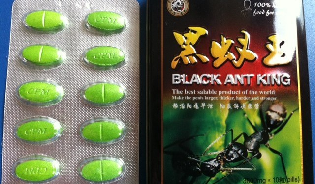 Black Ant Pills Strong Version
