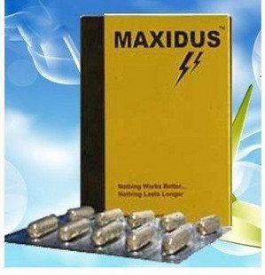 Maxidus Pills