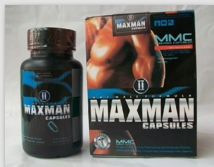 Asian maxman capsule 2