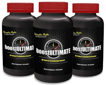 BoostUltimate Male Enlargement Pills