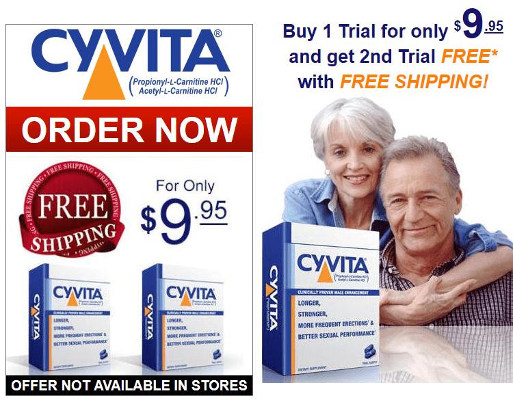 Cyvita Male Enhancement Reviews