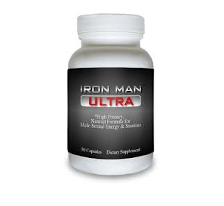 Iron Man Ultra Pills