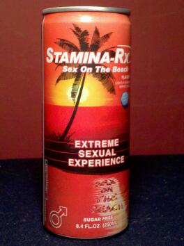 Stamina Rx Drink