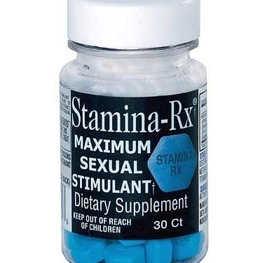Stamina Rx Pills