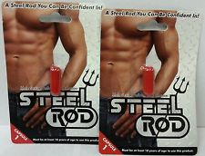 Steel Rod Pills