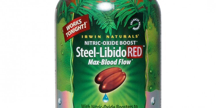 Steel-libido red review