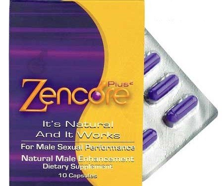 Zencore Plus Male Enhancement