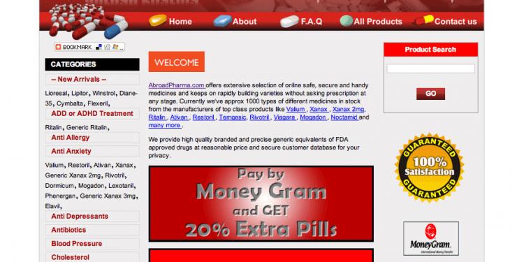 Abroad Pharma Review