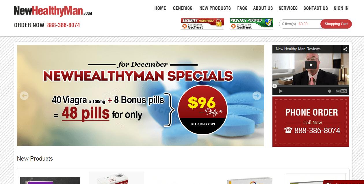 Newhealthyman com viagra