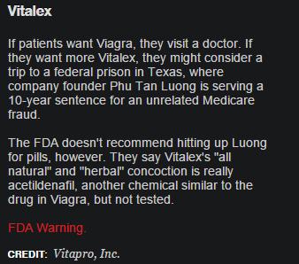 Vitalex Reviews