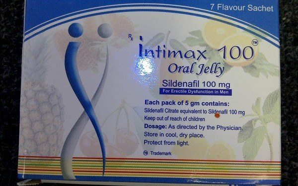 Intimax 100 Oral Jelly