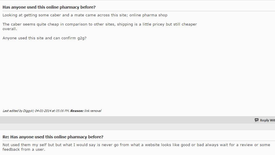 Onlinepharmashop.com Reviews