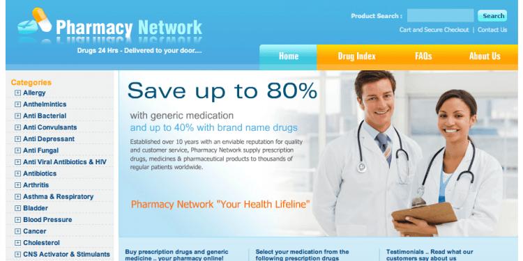 Pharmacy-network.com Reviews