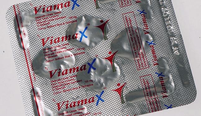Viamax 100mg
