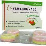 Kamagra Polo 100mg Chewable Tablets