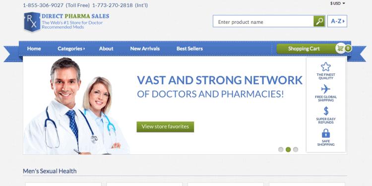 Directpharmasales.com