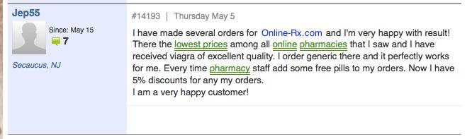 Online-Rx.com Reviews 2016
