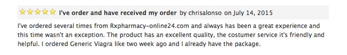 RxPharmacy-Online24.com Reviews 2015
