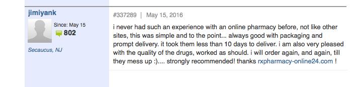 RxPharmacy-Online24.com Reviews 2016 topix.com