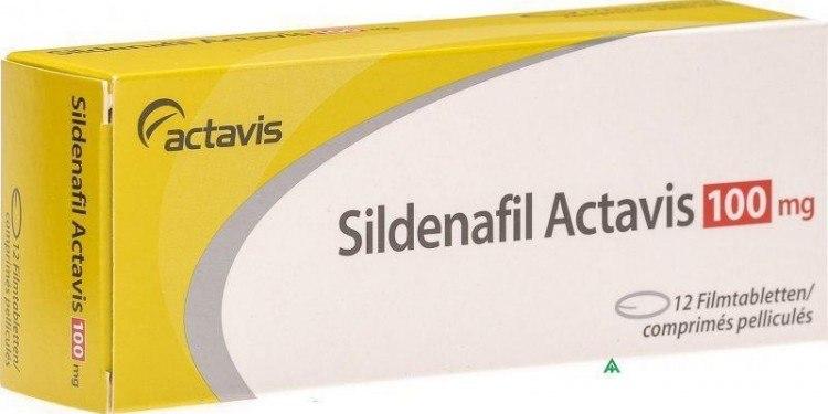 Sildenafil Actavis 100mg Buying Guide