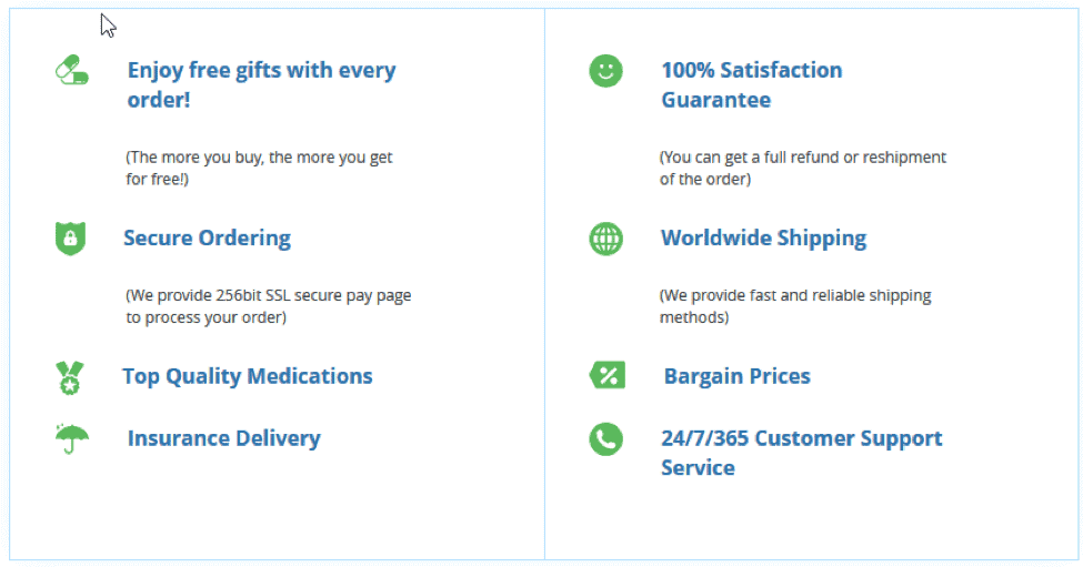 Rxpharmacy-online365.com Coupon Codes